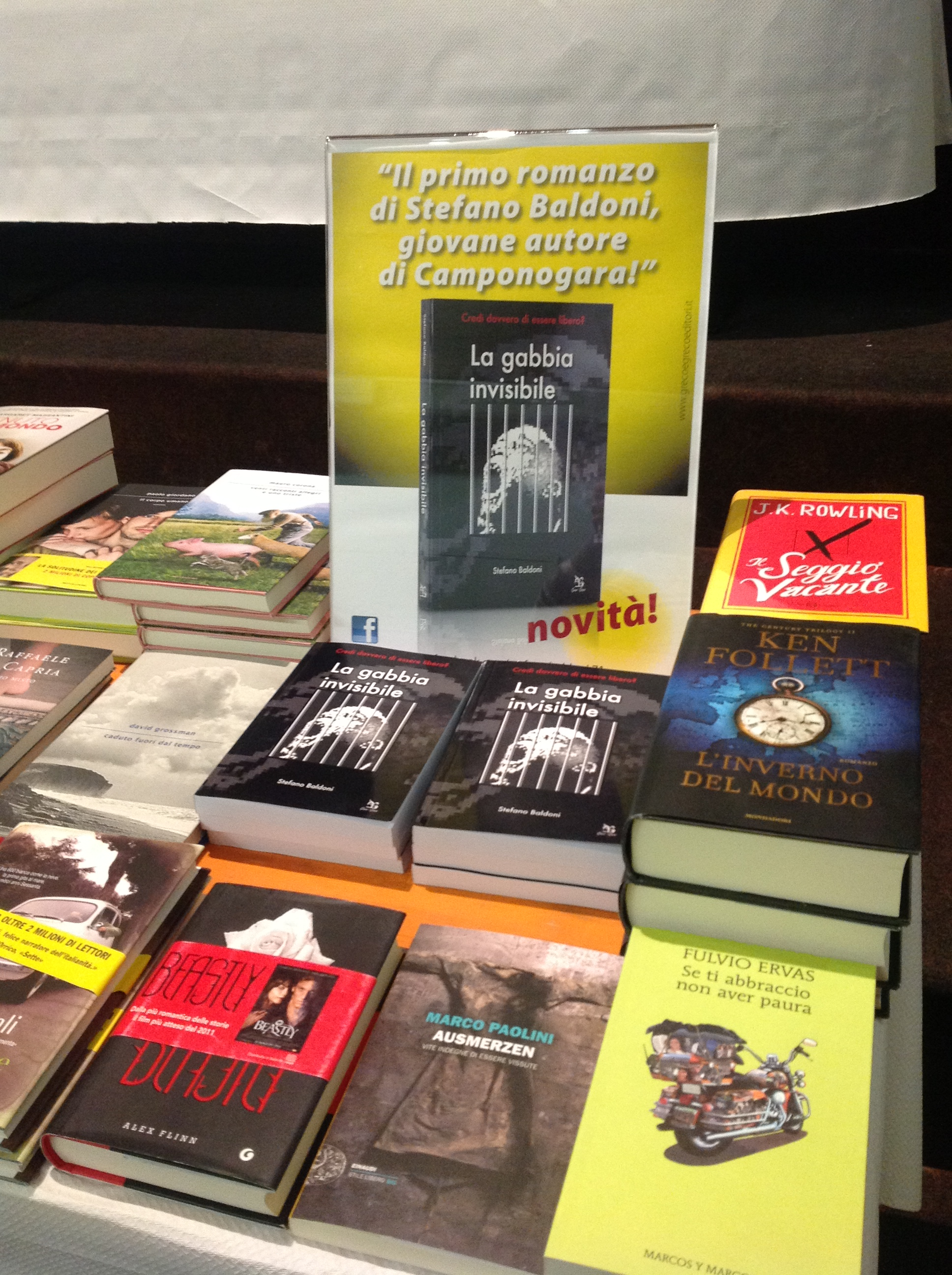 Fiera del libro Camponogara