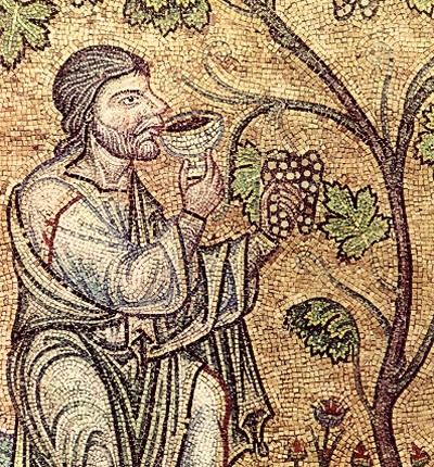 Romani vino